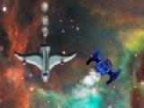Красочная леталка с динамичными перестрелками поможет погрузиться в мир космических войн. Используйте максимум своей ловкости и меткости, что бы подстрелить соперника и улизнуть от снарядов.
