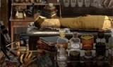 В этой игре Вы продолжаете помогать Шерлоку Холмсу в его расследовании загадки доктора Карстерса и мумии Ананхотепа. Обыщи помещение и найди перечисленные в списке поиска предметы.