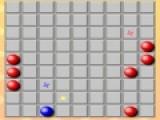 Если в двух словах рассказать об этой логической игре, то Вам предстоит складывать из цветных шаров линии, в которых должно быть не менее пяти шариков одного цвета подряд, что бы они исчезли. С каждым ходом будут появляться новые шарики.Не дайте шарикам заполнить все поле.