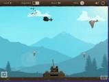 Помните старую добрую игру Paratroopers? Поклонники могут по достоинству оценить ее ремейк. На этот раз вы играете за хомячков с большой пушкой, отбивающих атаки птиц сбрасывающих парашютистов!