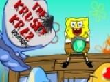 В этой игре Спанч Боб спасает ресторан от морских жителей, которые отравились волшебной приправой. Губка Боб должен стрелять в них из специального оружия, которое вылечит морских жителей. Сделай так, что бы Спанч боб отбил атаку!