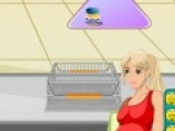 Софи работает в магазине для будущих мам. Помоги ей как можно быстрее и качественнее обслужить клиенток. Ведь когда дама в интересном положении, настроение у нее меняется как погода.