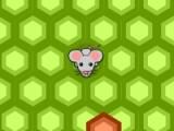 Не дайте мышке выбежать из мышеловки. Постарайтесь построить преграду на ее пути. Если мышка убежит за игровое поле, то вы проиграете.