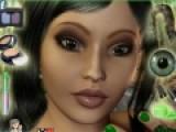 В этой игре Вы попробуете себя в качестве визажиста. Ваша задача сделать красивый макияж лесной эльфийке. Проявите фантазию, и подберите самые лучшие сочетания цветов. Нанесите тени и помаду, что бы девушка стала неотразимой.