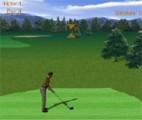 Качественный 3d гольф. Прицеливаемся с учётом силы ветра и бьём с учётом растояния до лунки.