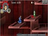 В этой игре Аватар Легенда об Аанге вы сможете поиграть одновременно за Катару, Аанга и Тоф. Все они попали в ловушку, из которой Вы поможете им выбраться. У всех из них есть своя магия стихии, которая пригодится при побеге.
