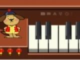 Мистер Дог приглашает Вас на свои уроки игры на пианино. Если у вас хороший слух и память, то к концу уроков Вы научитесь играть великолепную композицию. Приходите на уроки музыки и научитесь играть на пианино.