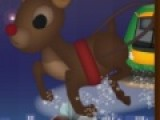 Отличная новогодняя игра, которая подойдет как для детей, так и для их родителей. Не все дети вели себя хорошо, потому к ним не придет Санта Клаус.  Но один хитрый эльф решил оставить без подарков и послушную детвору. Он кидает звездочки в колесницу Санты и сбивает таким образом подарки. Что бы управлять эльфом используйте стрелки. а что бы кинуть звездочку нажимайте на пробел. ловите подарки и убегайте от шишек, которые санта клаус будет бросать.