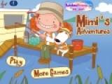 В этой игре Вам предстоит искать отличия на практически одинаковых изображениях. На них нарисована девочка Мими в разных ситуациях. Старайся искать отличия быстро. Время на поиски у тебя ограничено.