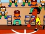 В этой спортивной игре про баскетбол требуется попасть в корзину баскетбольным мячом. Это не просто, если Вы раньше не пробовали это сделать. Используйте свою мышь. что бы управлять игрой.