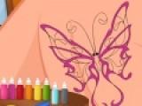 Многие девочки мечтают о татуировке. Представь, что ты работаешь В тату-салоне. Сделай татушки приходящим клиенткам. Делай все аккуратно, что бы татуировка превратилась в произведение искусства.