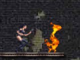 В этой игре вам придется управлять не только красивой, но и воинственной девушкой в подземелье полном зомби. Собирайте оружие и постарайтесь не попасть в ловушки.