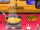 Эта игра про кулинарию подарит Вам возможность узнать еще один рецепт вкусного блюда. Вам предстоит готовить рыбное блюдо из пикши. Для девочек - это очередная возможность попрактиковаться в кулинарном искусстве. Выполняйте все инструкции повара, что бы правильно приготовить эту еду.