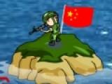 В этой игре Вы должны отбить атаку японских кораблей на маленький островок принадлежащий Америке. Япония решила заполучить его в свои владения. Но Вы, как настоящий солдат, должны отстоять права на остров. Уничтожьте все корабли. Докажите, что можете держать оборону.