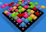 Меняйте соседние кубики местами, чтоб составлять цепочки из кубиков одного цвета - в этой отличной логической трехмерной игре.