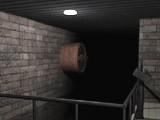 В этой игре наш герой оказался в каком-то странном туалете. Он не такой уж комфортный, да при этом еще и дверь в нем закрыта. Что же теперь делать?  Остается лишь внимательно все осмотреть и попытаться найти предметы, которые смогут помочь.