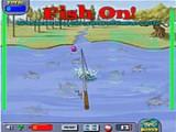 Чемпион рыболовства - отличная флеш игра про рыбалку на поплавок. Забрасывайте вашу снасть и ждите, пока рыба заглотит наживку! За каждую пойманную рыбу Вы получаете немалые деньги!