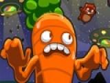 Положи конец нападениям сусликов на сочную морковь. Продумай стратегию защиты замка, в которой в роли замка выступит морковь. Построй защитные сооружения и шахты по добыче кристаллов. Что бы построить шахту в правильном месте обрати внимание на координаты, которые указаны под изображением бура. Расположи его по этим же координатам и сможешь добывать кристаллы, что бы строить все больше защитных строений.