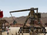Игра от известного разработчика флеш игр выполненная в изумительном качестве, в которой Вам нужно разрушать замки противника при помощи катапульты. Куча новшеств - мины на парашютах и бомбы с дистанционной детонацией.