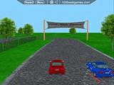 Простенькая, но увлекательная гонка. В этой игре Вам нужно доказать свое гоночное мастерство и Пройти круги быстрей своего соперника.