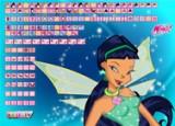 В очередной игре Винкс Макияж и одевалка Винкс, предстоит одновременно одевать и делать макияж для девочек Винкс. Сверху игры находится множество причёсок, серёжек, платьев и всяческих макияжных штучек.