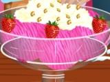 Нет ничего вкуснее мороженого. В этой игре вы научитесь готовить его дома. Следуйте указаниям и мороженое будет очень вкусным!