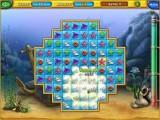Представьте, что Вы купили большой аквариум, но чтоб населить его рыбками, Вам понадобятся средства.  Чтобы добыть их, мы будем собирать цепочки из разноцветных фишек. Отличная игра понравится всем поклонникам спокойных и неторопливых игр.
