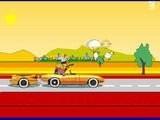 Ваш напарник управляет машиной на бешеной скорости, а Вам приходится в это время охотиться. На уровнях много разных птиц, в которых трудно попасть.