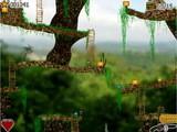 Jungle Treasures 2 - Tombs of Ghosts: Приключения отважного героя, напоминающего Индиану Джонса. Да и задача, в общем то, та же - убивать монстров, охотиться на сокровища да лазить по лианам. Имеется большой ассортимент всяческого оружия!