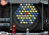 В данной бакуган игре онлайн вам необходимо сбивать шарики разных цветов. Цель - сбить все шарики за исключением красного Драго, после этого он падает к вам и уровень пройден.