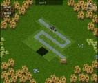 Игра очень похожа на популярную головоломку «Пятнашки». В этой игре вам предстоит собрать из перемешанных плиток дорожку, по которой можно будет провести ослика. Чтобы переместить плитку с элементом дорожки на свободный участок, кликните по нему мышью.