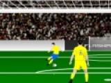 Представь себе, что ты вратарь любимой футбольной команды. Не подведи своих друзей и отбей все мячи летящие в сторону твоих ворот. Используй для этого компьютерную мышь.