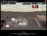 В Storm the House 3 нужно уничтожать врагов и не давать им добежать до укрытия, вовремя всех расстреливая. Помимо этого, игрок может развлечься истреблением зомби и разрушением джипов.