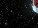 Эта космическая игра стрелялка представляет собой стратегию в стиле защита замка. Цель игры строить защитные и ресурсные космические аппараты, уничтожать противника и не дать ему разрушит космическую базу.