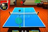 Экстримальный настольный теннис. Играем в теннис с бомбой которая вот вот рванет, сделайте так, чтобы она взорвалась на стороне соперника.