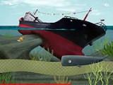 Эта игра по глубоководное путешествие и знакомство с морскими обитателями. Вы играете за маленького кита, который отправился в дорогу и теперь ему нужна ваша помощь, чтоб преодолеть полный опасностей и интересных открытий путь.