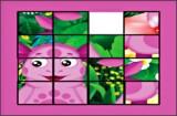 Попробуй сложить картинку с изображением Лунтика, если у тебя это получится значит ты сможешь сложить любую комбинацию в игре пятнашки!
