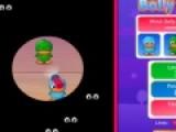 Перед Вами интересная игра. Вы должны посчитать птенцов освещая их фонариком и решить каких именно птичек больше. Когда вы определите, каких же птенцов больше, кликните левой кнопкой мыши на птичку такого же цвете в левой части игрового поля.
