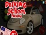 Почувствуйте себя учеником автошколы. Научитесь парковать автомобиль не повреждая при этом свой и окружающий транспорт.