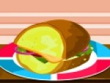 Эта отличная игра поможет Вам научиться готовить вкусный сандвич. Перетягивайте для этого ингредиенты на тарелку и вы увидите, как блюдо приобретает аппетитный вид.