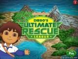 Диего отправился на остров,где потерялись маленькие зверушки. Помоги ему найти их и доставить в их среду обитания на разных транспортных средствах.