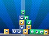 В этой игре Вам придется расставлять кубики таким образом, что бы баланс шаткой планки не нарушился. Прежде чем поставить очередной предмет, продумайте свой ход. Управляйте игрой при помощи стрелочек и пробела.