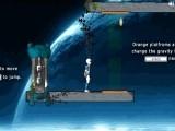 Увлекательная бродилка с роботом в главной роли, который попал на космическую станцию и в условиях абсолютной невесомости только гравитационные пластины и магнитные ботинки помогут ему перемещаться по отсекам.