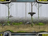 Управляй своим драконом и уничтожай враждебных червей,которые напали на лесной поселок.