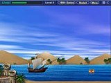 Пираты пытаются пробиться к Вашей крепости  и их многочисленному флоту противостоит лишь один Ваш галеон. Так что, без дела Вам сидеть не придется. Постоянно улучшайте броню и выносливость своего корабля и его оружие, чтобы потопить всех врагов.