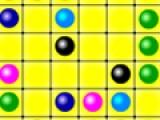 Игра Atomica Atoms понравится тем, кто любит думать и только потом совершать ход. На игровом поле этой головоломке будут появляться цветные шарики. Ваша задача выстраивать из в линии. Когда в линии будет больше четырех шариков одного цвета, они лопнуть. Ваша задача  так передвигать шарики, что бы игровое поле не заполнилось полностью.