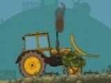 Tractors Power эта игра перенесет Вас на местность без трассы или хотя бы какой-нибудь дороги. Но не смотря на это Вам нужно добраться до финиша на своем тракторе. Управляйте транспортом аккуратно, что бы не перевернуться в процессе гонки.