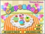 Эта игра для девочек из серии игры готовим еду. В ней будущие хозяйки смогут приготовить вкусные кексы с цветной карамелью. Главное условие игры - точно выполнять инструкции повара.