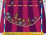 Цирковые животные - помогите двум клоунам собрать животных к переезду, чтобы цирк смог двигаться дальше. Отличная физическая игра на логику.