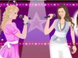 В этой увлекательной флеш игре для девочек вы станете судьей самого крутого противостояния между двумя законодательницами тинейджерской моды. Решите, кто из них настоящая икона стиля и настоящая модница.